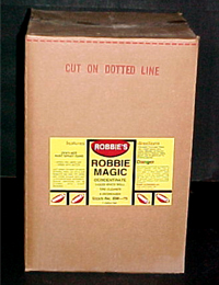 Robbie Magic Powder